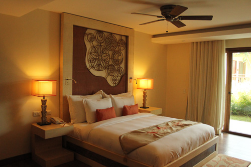 Crimson beach resort delux room